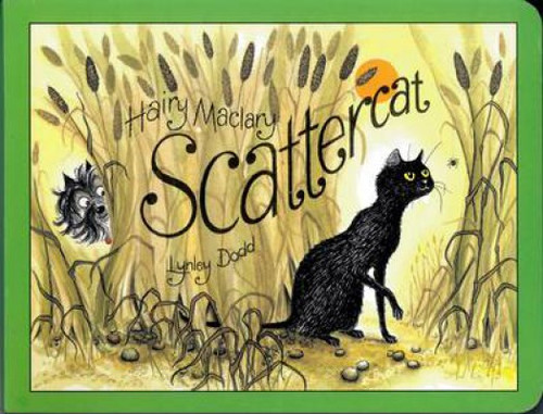 NZ Classic -- Hairy Maclairy Scattercat
