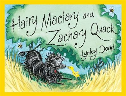 NZ Classic -- Hairy Maclary and Zachary Quack