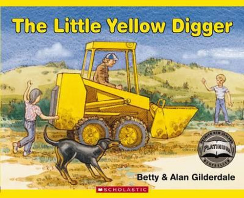 NZ Classic -- The Little Yellow Digger