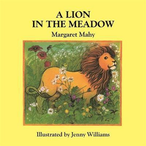 NZ Classic -- The Lion in the Meadow