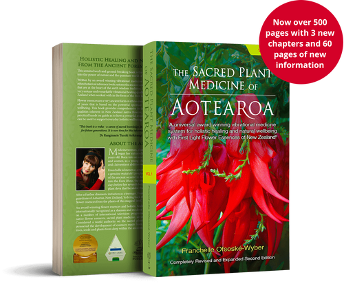 The Sacred Plant Medicine of Aotearoa: Volume One