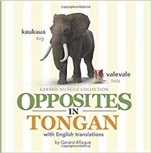 Opposites in Tongan