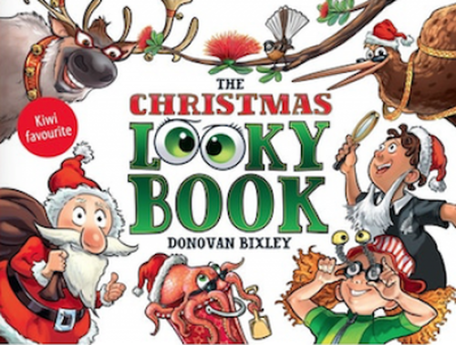 NZ Classic -- The Christmas Looky Book