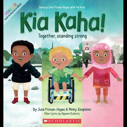 Kia Kaha: Together Standing Strong