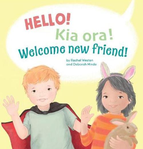 Hello! Kia Ora! Welcome New Friend!