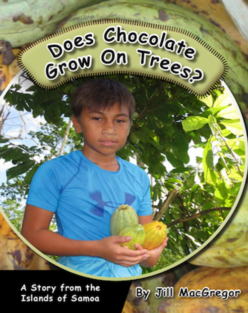 Does Chocolate Grow on Trees: A Story from Samoa