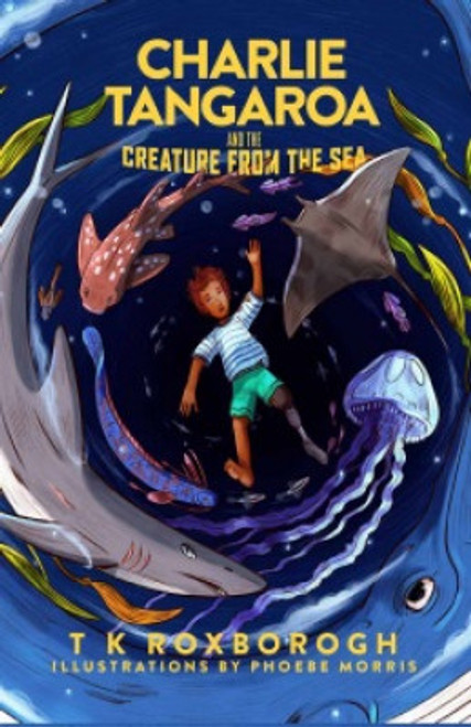 Charlie Tangaroa and the Creature From the Sea