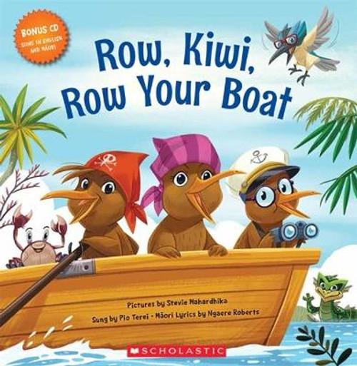 Row, Kiwi, Row Your Boat