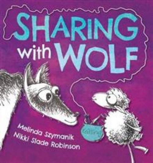 Sharing With Wolf