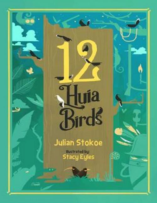 12 Huia Birds (12 Manu Huia)