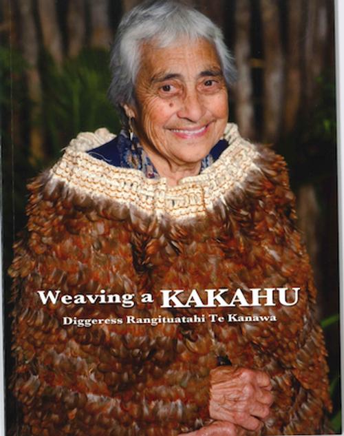 Weaving a Kakahu