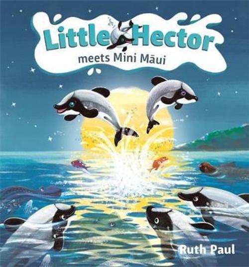Little Hector Meets Mini Maui