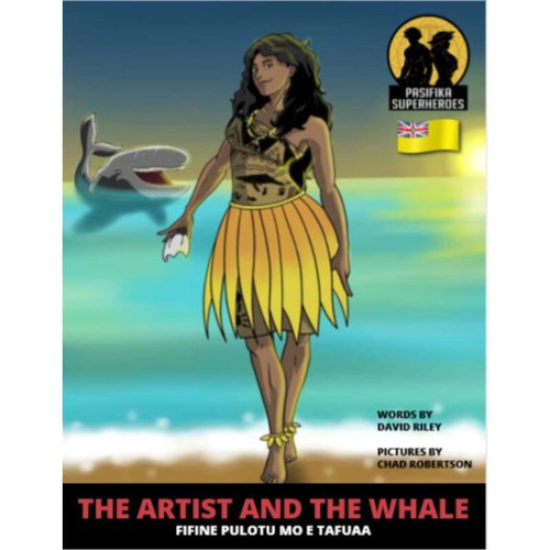 The Artist and the Whale (Fifine Pulotu Mo e Tafuaa)