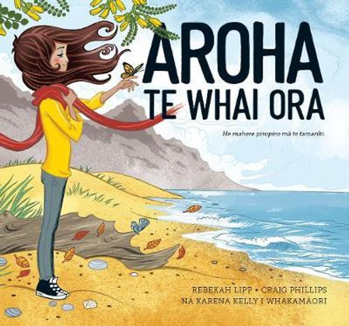 Aroha Te Whai Ora : He mahere piropiro ma te tamariki