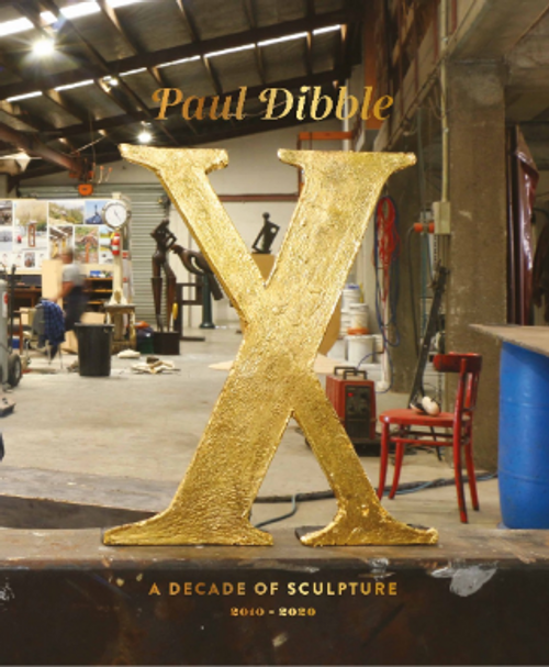 Paul Dibble: A Decade of Sculpture