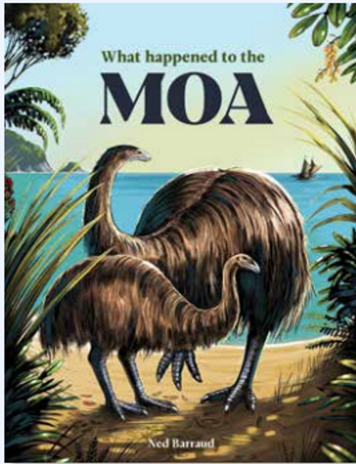 What Happened to the Moa?