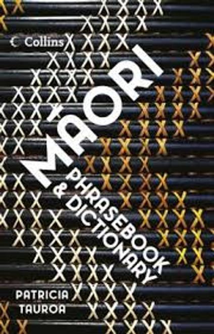 Collins Maori Phrasebook and Dictionary