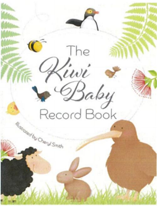 The Kiwi Baby Record Book