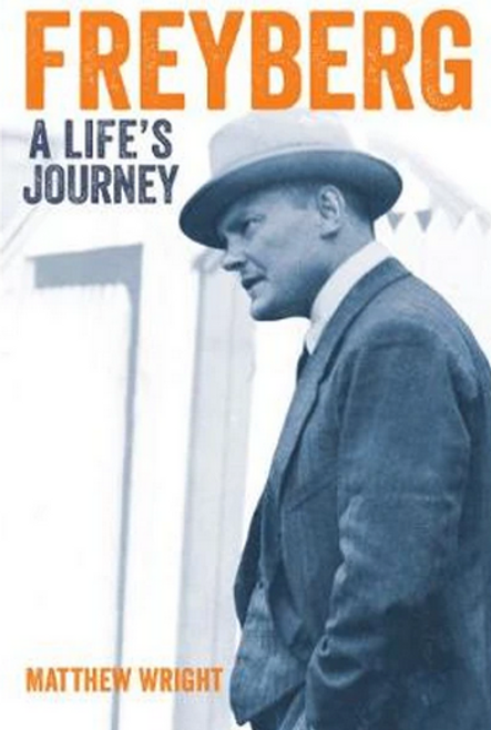 Freyberg: A Life's Journey