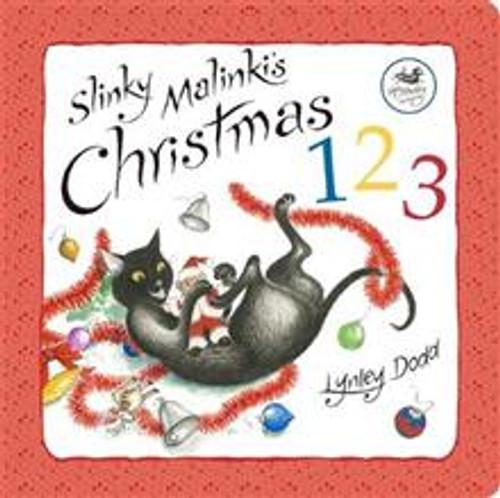 Slinky Malinki's Christmas 123