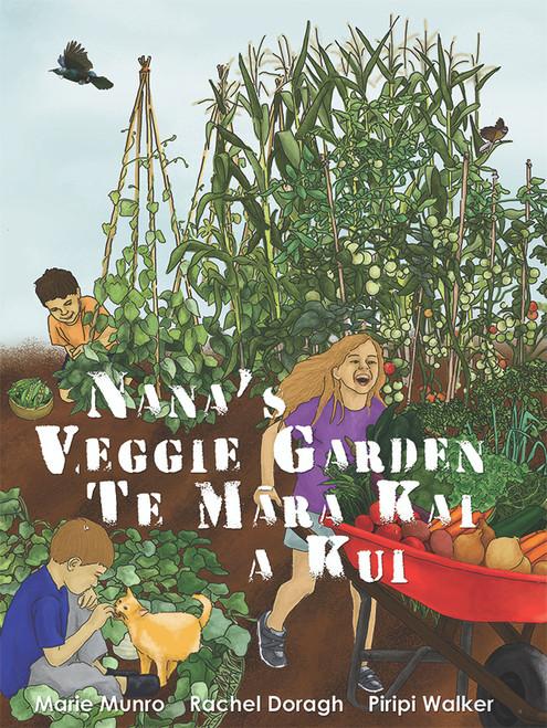 Nana's Veggie Garden (Te Mara Kai a Kui)