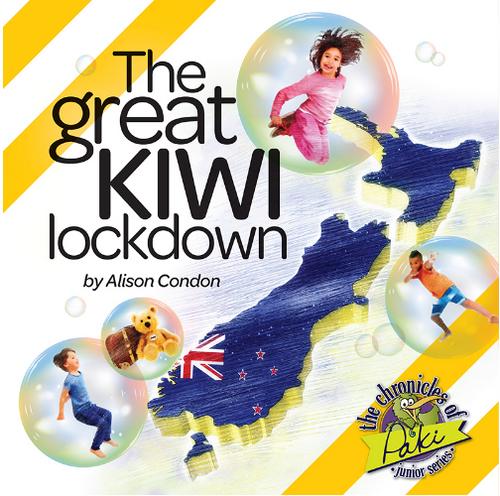 Chronicles of Paki: The Great Kiwi Lockdown