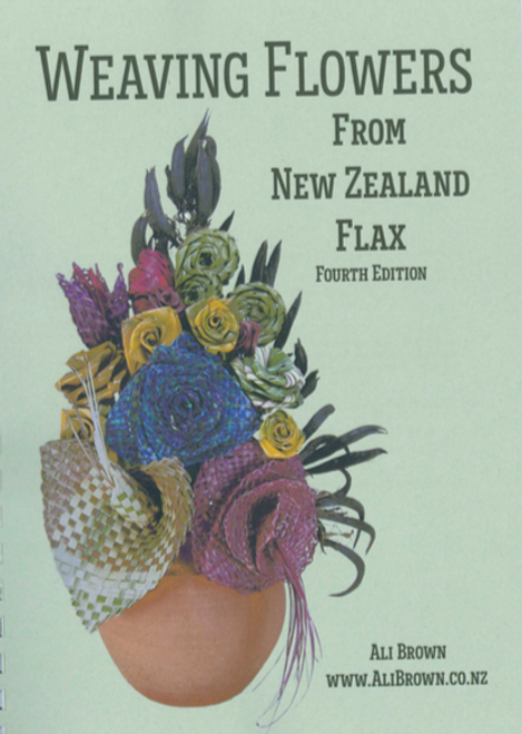 Weaving Flowers from New Zealand Flax 4e