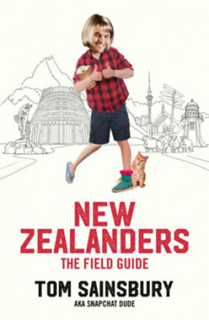 New Zealanders : A Field Guide
