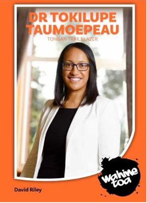 Wahine Toa: Dr Tokilupe Taumoepeau - Tongan Trailblazer
