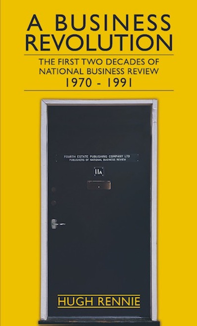 A Business Revolution: The First Two Decades of NBR
