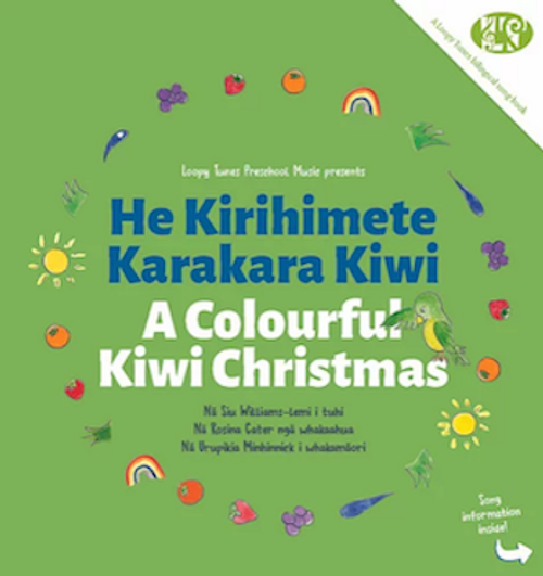 He Kirihimete Karakara (It's A Colourful Kiwi Christmas)