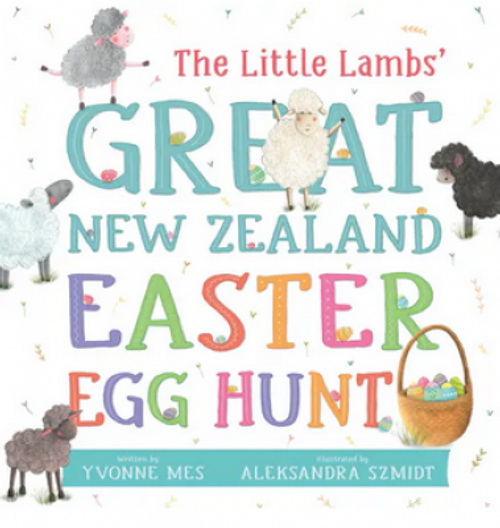 Little Lamb's New Zealand Easter Egg Hunt