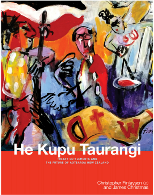 He Kupu Taurangi: Treaty Settlements and the Future of Aotearoa