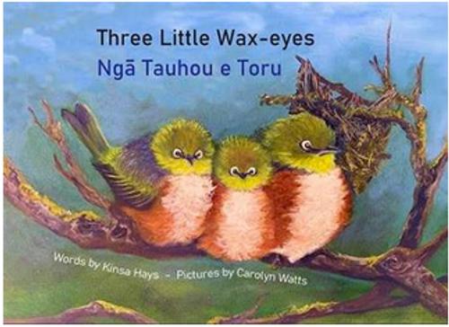 Three Little Wax-Eyes (Nga Tauhou e Toru)