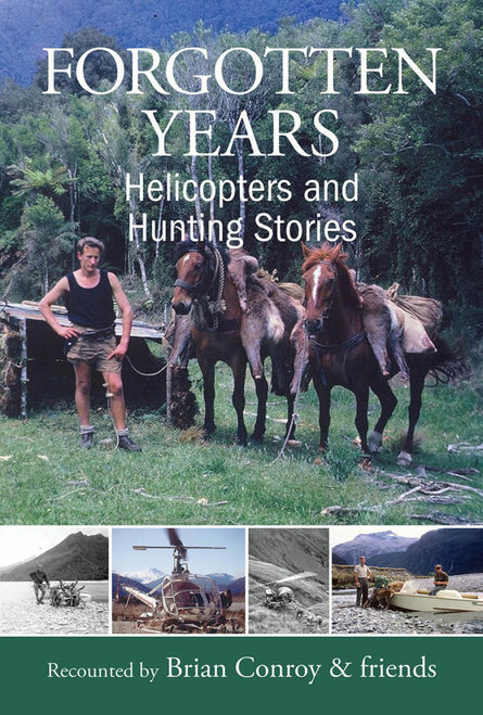 Forgotten Years: Helicopters and Hunting Stories