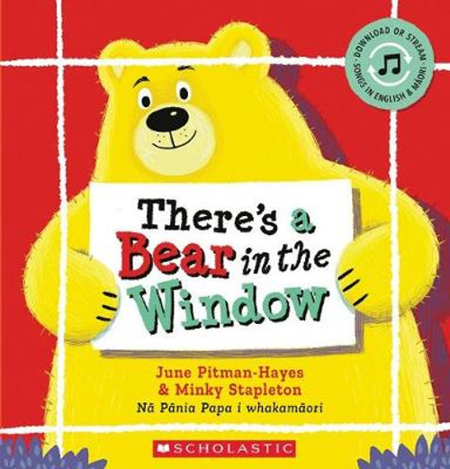 There's a Bear in the Window (Bilingual)