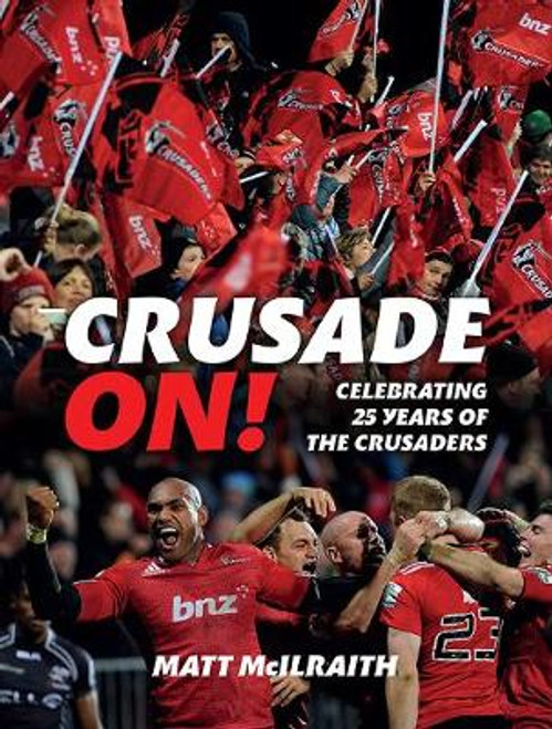Crusade On! Celebrating 25 Years of the Crusaders
