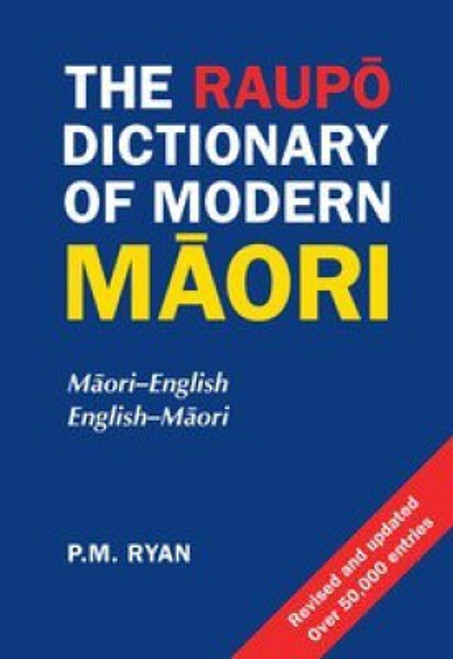 Raupo Dictionary Of Modern Maori