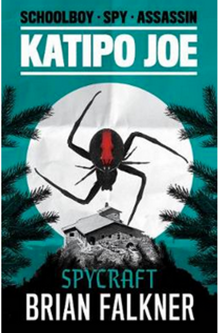 Katipo Joe: Spycraft