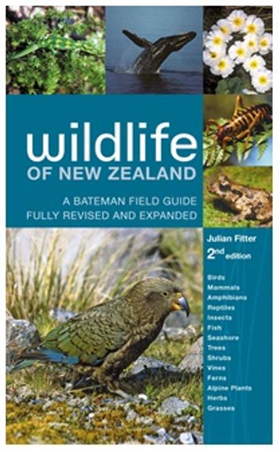 Wildlife of New Zealand (2e)
