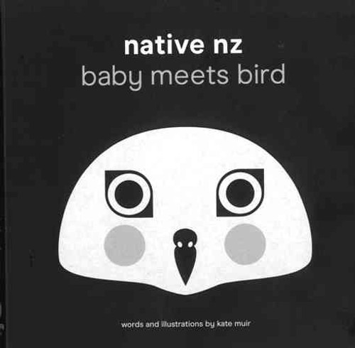 Native NZ: Baby Meets Bird