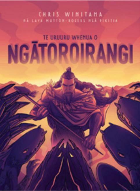 Te Uruuru Whenua o Ngatoroirangi