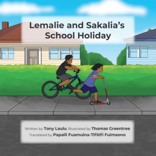 Lemalie and Sakalia's School Holiday