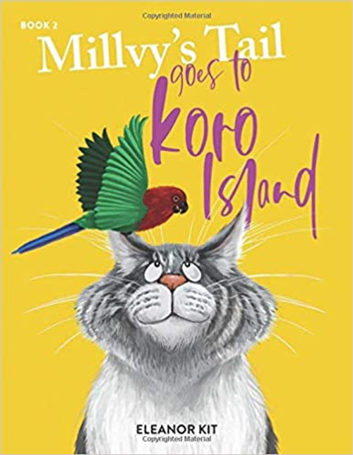 Millvy's Tail Goes to Koro Island
