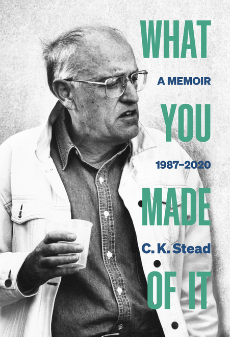 What You Made of It: A Memoir, 1987-2020