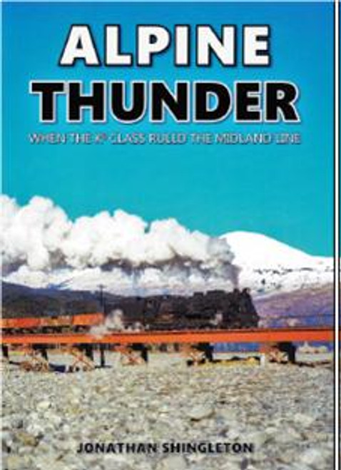 Alpine Thunder: When the KB Class Rules the Midland Line
