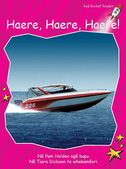 Go, Go, Go te reo Maori - Haere, Haere, Haere!