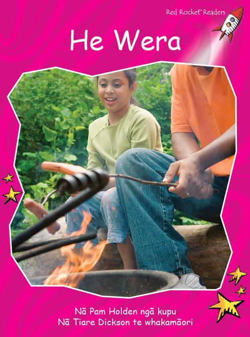 Hot Stuff te reo Maori - He Wera