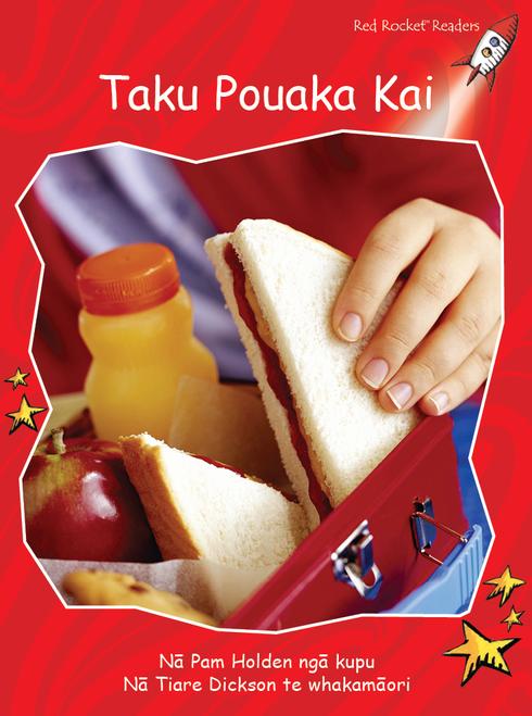 In My Lunchbox te reo Maori - Taku Pouaka Kai