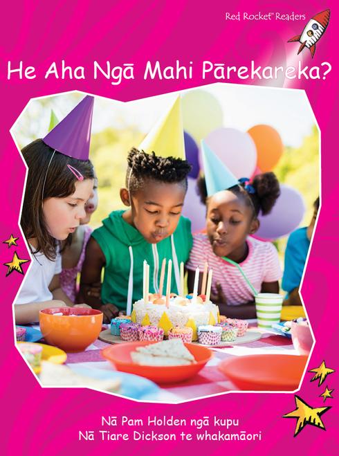 What is Fun? te reo Maori - He Aha e Parekareka Ana?
